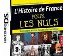 L'Histoire de France pour les Nuls DS coverS (CJFF)