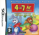 Reader Rabbit - Play & Learn - age 4-7 DS coverS (CR5X)