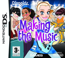 Diva Girls - Making the Music DS coverS (CV5P)