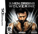 X-Men Origins - Wolverine DS coverS (CWUP)