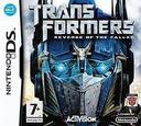 Transformers - Revenge of the Fallen - Autobots Version DS coverS (CXRX)