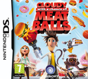 Cloudy with a Chance of Meatballs DS coverS (CZAP)