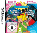 2 in 1 - Best of Bibi Blocksberg - Neustadt im Hex-Chaos + Das Gestohlene Hexbuch DS coverS (TBDD)