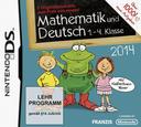 Mathematik und Deutsch - 1.-4. Klasse - 2014 DS coverS (TLND)