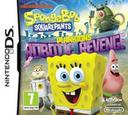 SpongeBob SquarePants - Plankton's Robotic Revenge DS coverS (TLUP)