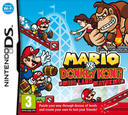 Mario vs. Donkey Kong - Mini-Land Mayhem! DS coverS (V2GV)