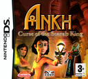 Ankh - Curse of the Scarab King DS coverS (YAKP)