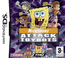 Nicktoons - Attack of the Toybots DS coverS (YAYP)