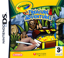 Crayola Treasure Adventures DS coverS (YCYP)