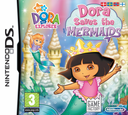 Dora the Explorer - Dora Saves the Mermaids DS coverS (YDRY)