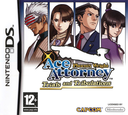 Phoenix Wright - Ace Attorney - Trials and Tribulations DS coverS (YG3X)