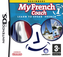 My French Coach - Level 1 - Learn to Speak French DS coverS (YIFP)