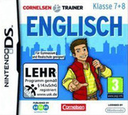 Cornelsen Trainer - Englisch - Klasse 7 + 8 DS coverS (YIUD)