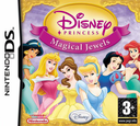 Disney Princess - Magical Jewels DS coverS (YMJP)