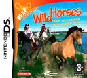 Real Adventures - Wild Horses - The Quest for the Golden Horse DS coverS (YMQX)