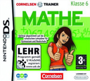 Cornelsen Trainer - Mathe - Klasse 6 DS coverS (YOZP)