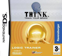 Think - Train Your Brain - Logic Trainer DS coverS (YTLP)