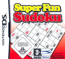 Super Fun Sudoku DS coverS (YUSP)