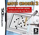 Mots Croisés 2 DS coverS (YY2F)