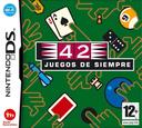 42 Juegos de Siempre DS coverS (ATDP)
