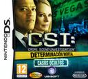 CSI - Crime Scene Investigation - Determinación Mortal - Casos Ocultos DS coverS (BCIP)