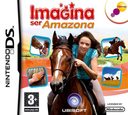 Imagina Ser - Amazona DS coverS (CH4P)