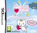 Angel Cat Sugar ja Myrskykuningas DS coverS (C5OX)