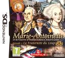 Marie-Antoinette et la Guerre d'Indépendance américaine - Episode 1 - la Fraternité du Loup DS coverS (BA5P)