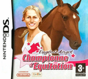 Eugénie Angot - Championne d'Equitation DS coverS (YRTY)