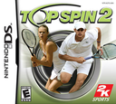 Top Spin 2 DS coverS (A2TE)