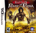 Battles of Prince of Persia DS coverS (AB2E)