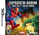 Spider-Man - Battle for New York DS coverS (AC9E)