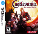 Castlevania - Portrait of Ruin DS coverS (ACBE)