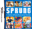 Sprung - A Game Where Everyone Scores DS coverS (ACRE)