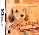 Nintendogs - Dachshund & Friends DS coverS (ADGE)