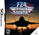 F-24 - Stealth Fighter DS coverS (AF9E)