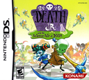 Death Jr. and the Science Fair of Doom DS coverS (AFDE)