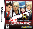 Apollo Justice - Ace Attorney DS coverS (AGCE)