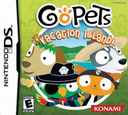 GoPets - Vacation Island! DS coverS (AGQE)
