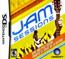 Jam Sessions - Sing and Play Guitar DS coverS (AHDE)