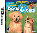 Paws & Claws - Best Friends - Dogs & Cats DS coverS (AHJE)