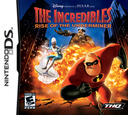 The Incredibles - Rise of the Underminer DS coverS (AICE)