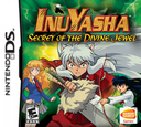 InuYasha - Secret of the Divine Jewel DS coverS (AIYE)