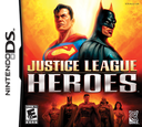 Justice League Heroes DS coverS (AJLE)