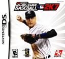 Major League Baseball 2K7 DS coverS (AL6E)