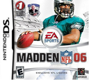 Madden NFL 06 DS coverS (AM6E)