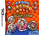Super Monkey Ball - Touch & Roll DS coverS (AMOE)