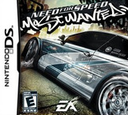 Need for Speed - Most Wanted DS coverS (ANWE)