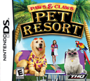 Paws & Claws - Pet Resort DS coverS (AQ2E)