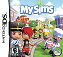 MySims DS coverS (AQIE)